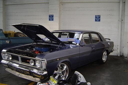 Falcon XA GT