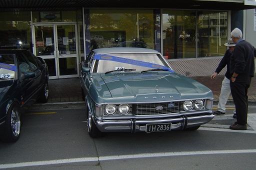 Fairlane Sedan